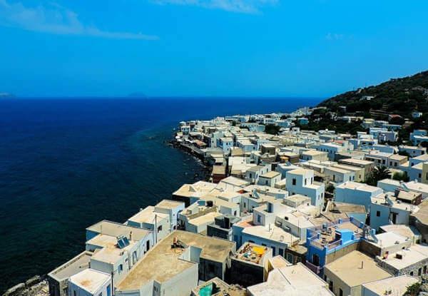 Posti di mare in Grecia