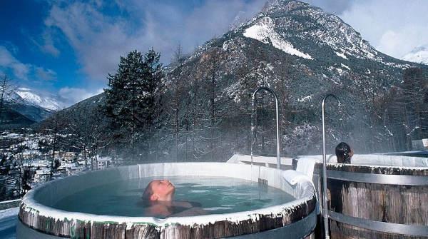 Bormio piscine termali