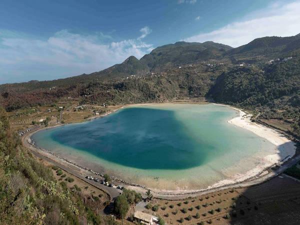 Piscine termali di Pantelleria