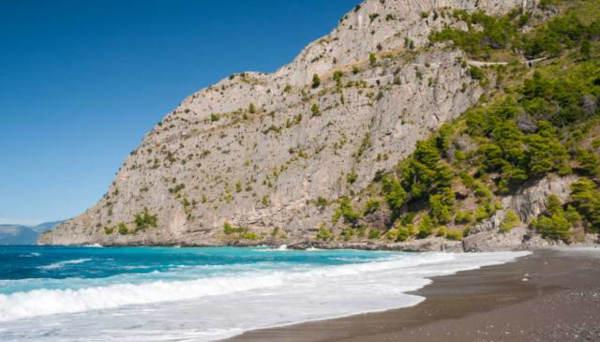 Spiaggia di Marizza