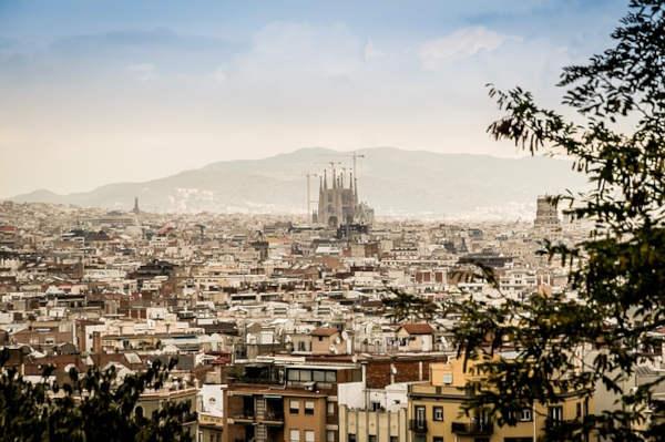 Viaggio in solitaria a Barcellona