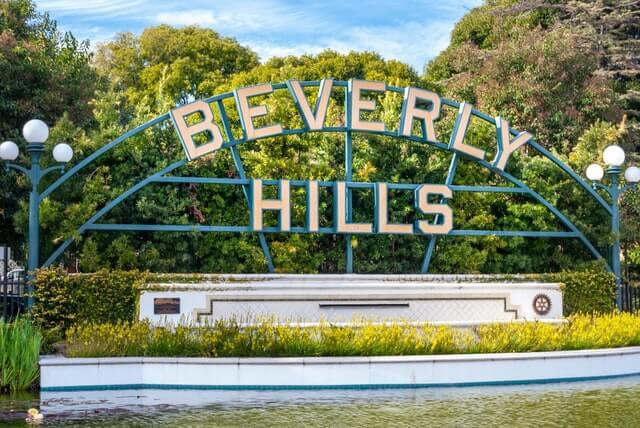 Beverly Hills e le cose da visitare a Los Angeles