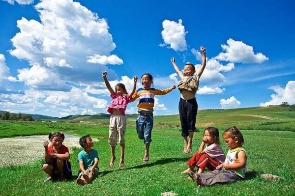 vacanza equosolidale in Mongolia