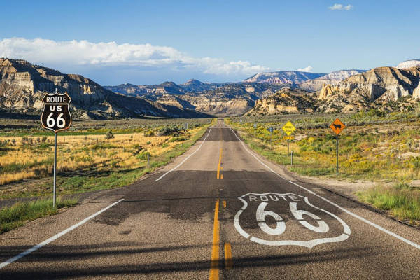 Strada route 66