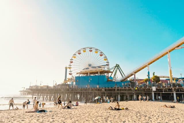 Santa Monica e le cose da visitare a Los Angeles