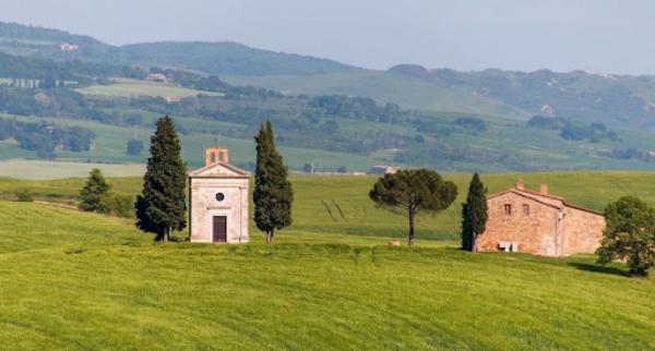 Cappella in Toscana
