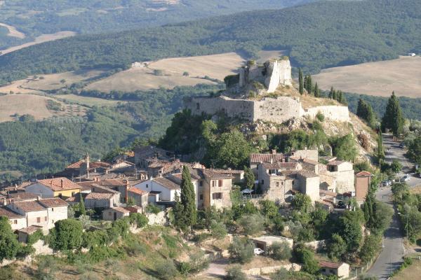 Visitare Castiglione d'Orcia