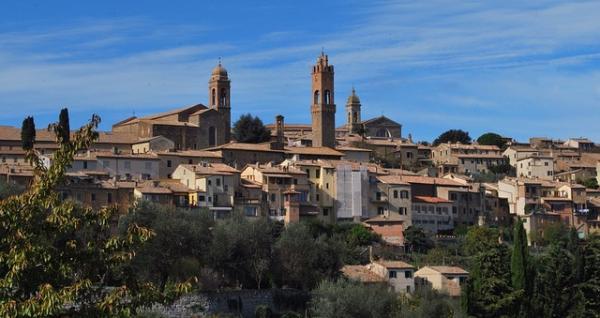 Visitare Montalcino