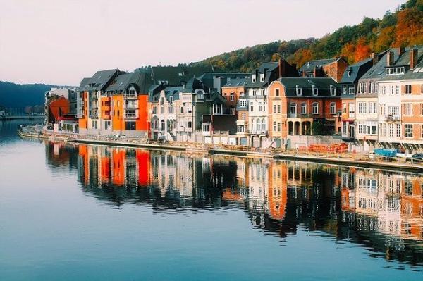 Visitare le città del Belgio