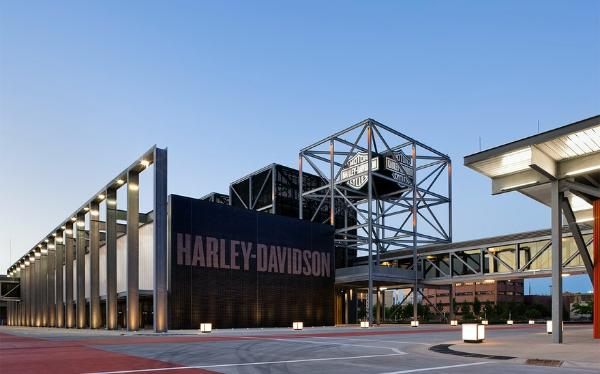 Museo delle moto Harley