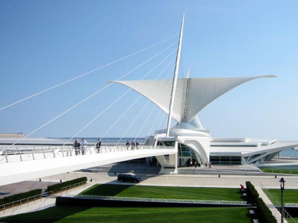 Museo arte moderna Milwaukee