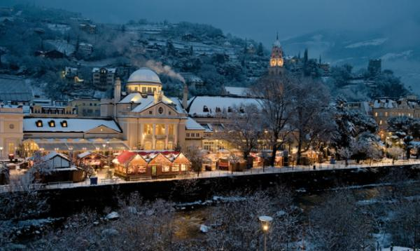 San Silvestro a Merano