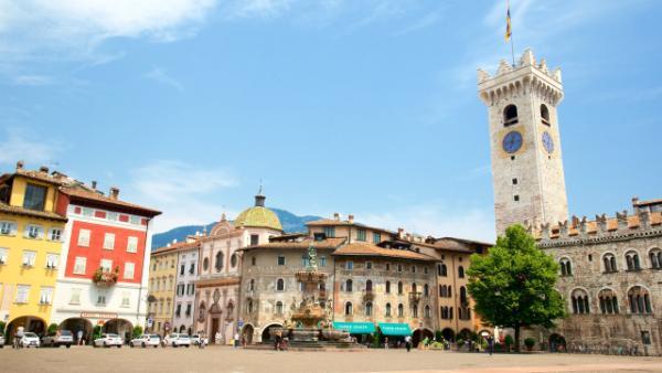 Festeggiare fine anno a Trento