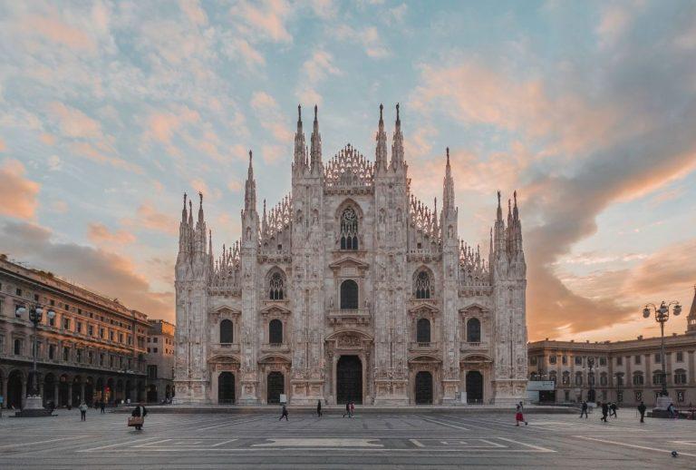 I luoghi del Sentiero urbano di Milano