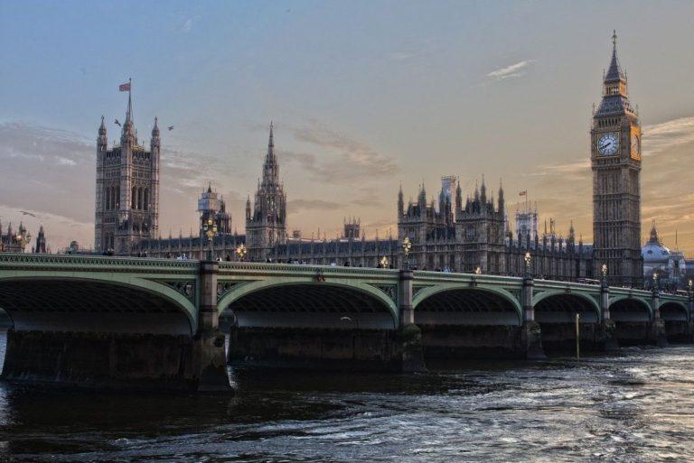 La capitale del Regno Unito