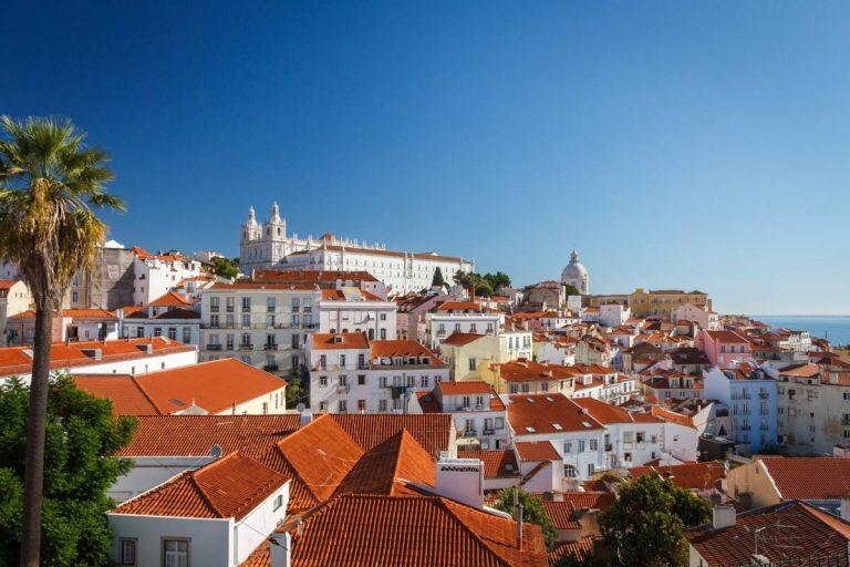 Lisbona città europea