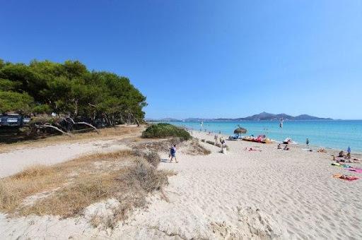 Spiaggia di Maiorca
