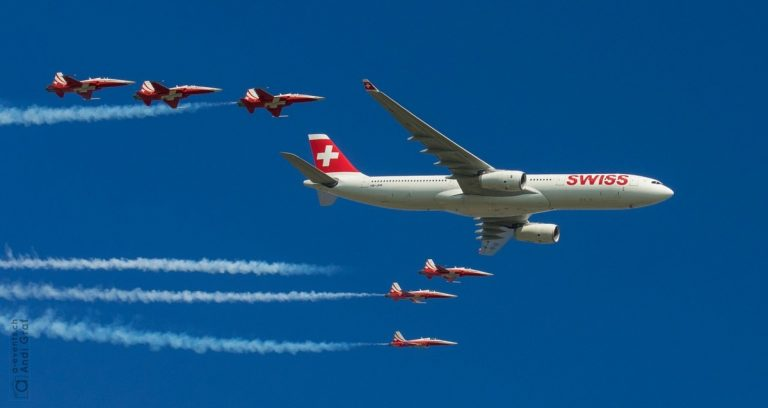 Aereo-Swiss International Air Lines