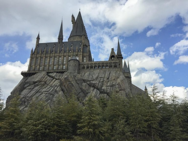 Halloween ad Hogwarts
